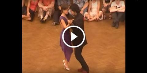 Такое танго под Высоцкого вы еще не видели...