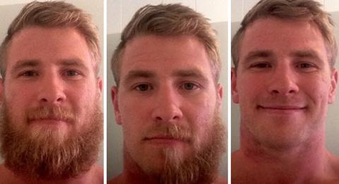 Как борода меняет человека: …