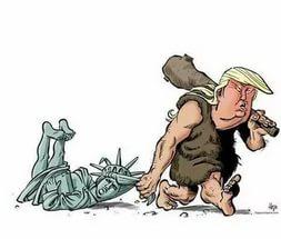 Галантерейная лавка Трамп и Ко