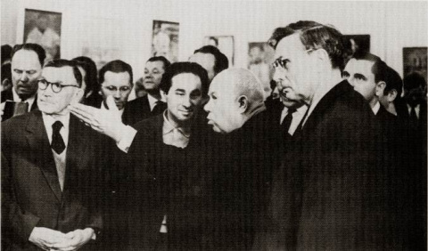 Как Никита Хрущев посетил вы…
