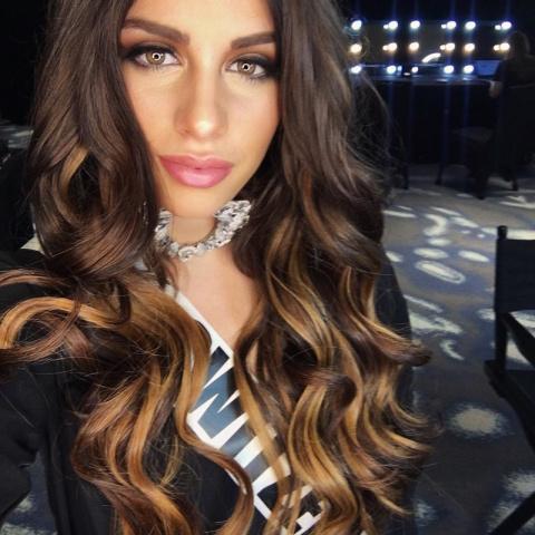 На конкурс «Мисс Вселенная» …
