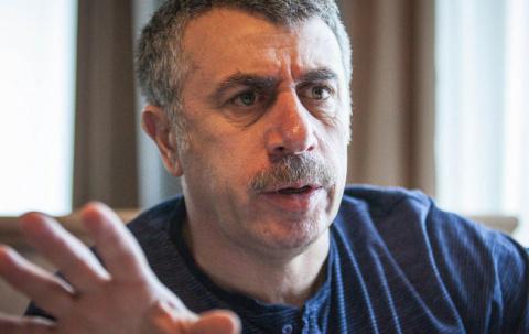 Комаровский: «Нервы уже не в…