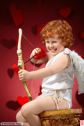 С Днем Святого Валентина  (Любви с первого взгляда не существует?!?)