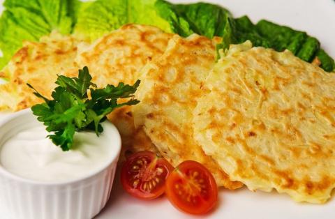 Картофельные драники - 6 лучших рецептов на любой вкус!
