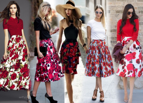 Шьём юбки на любой вкус + по…