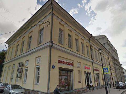 Дом графа Шувалова в Москве выставлен на торги
