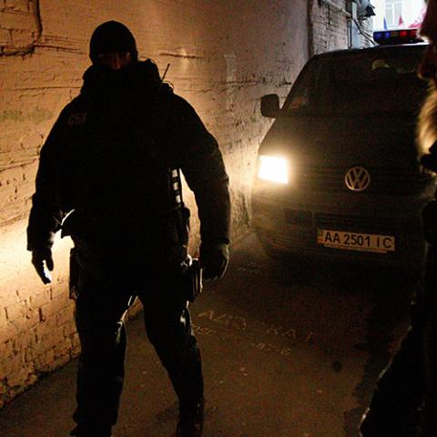 В Киеве задержан главный ред…