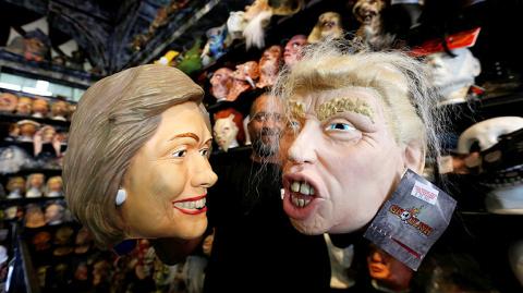 Проигрыш Клинтон не вина Рос…
