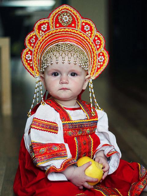 Маленькие русские красавицы.…