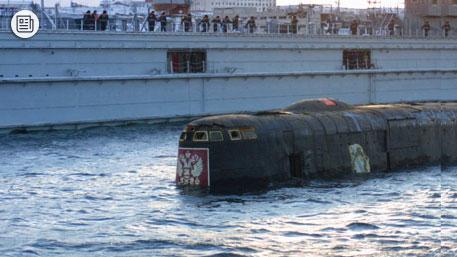 Увидели лодку и холодом душу охватило: водолаз рассказал, как спасали «Курск»