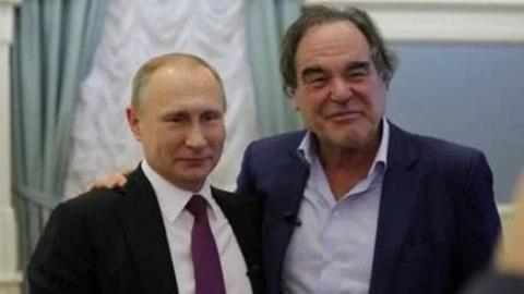 Путин - Стоуну: Сближение Ук…