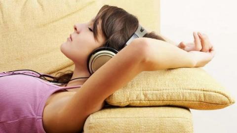 А мои любимые звуки - тишина…