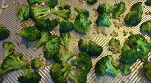 Единственный рецепт брокколи…