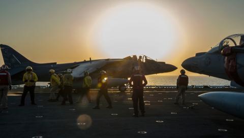 НАТОвские самолеты на следующей неделе начнут учения в Эстонии