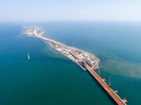 Вслед за Керченским мостом -…