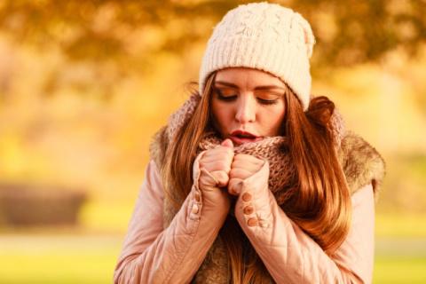 5 причин, по которым ты всё время мёрзнешь