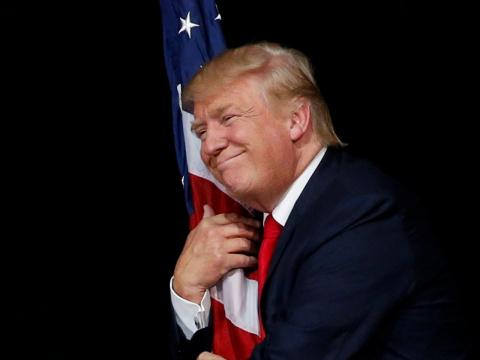 Трамп в Вашингтоне, или Незн…