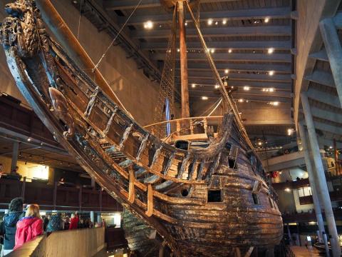 Трагедия корабля, который так и не вышел в море