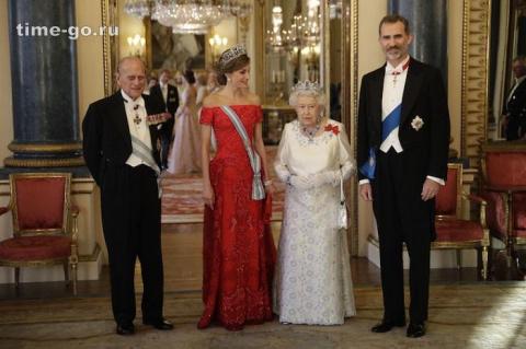 Вызывающий наряд 35-летней Кейт Миддлтон на королевском приеме удивил прессу.