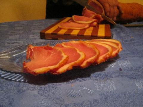 Свиная корейка для гурманов