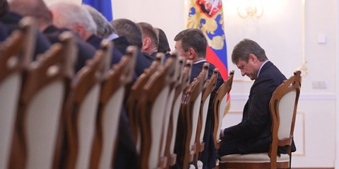 Медведев посоветовал Ткачеву…