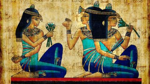 Заблуждения о Древнем Египте…