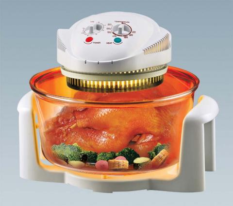 Halogen Oven. (галогеновая печка) У кого есть? Откликнитесь! Хорошая печь или нет?