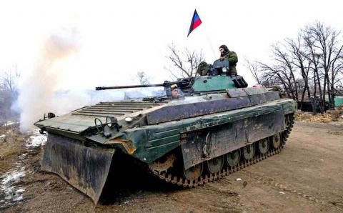 Армия ДНР перешла в наступление на мариупольском направлении