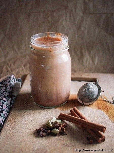 Безалкогольные напитки. Шоколадный Масала чай