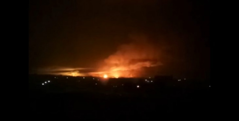 ВСУ взорвали склад под Харьк…