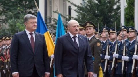 «Украина — в окружении враго…