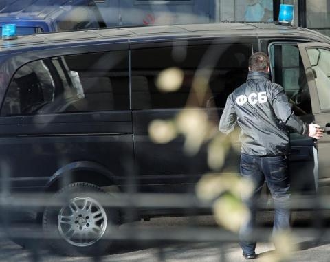 ФСБ сорвала планы террористов в предновогодней Москве