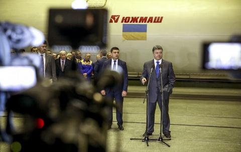 Вместо России – «АТО»: ВПК Украины живёт только войной в Донбассе