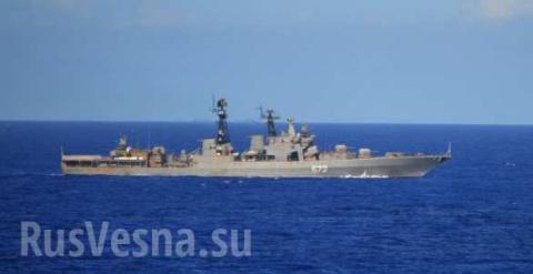 Это морской кулак Путина! — …