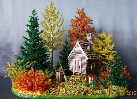 Красотень! Осенняя сказка! Оцените!