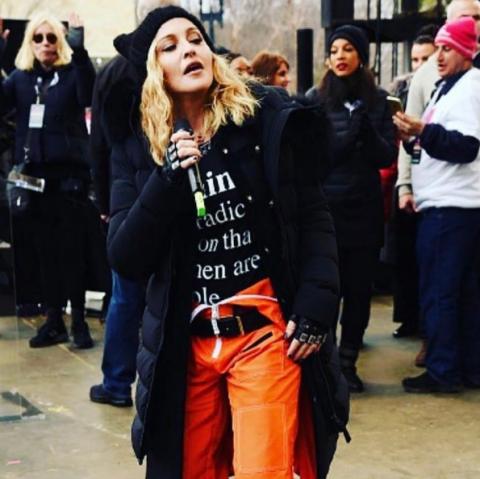 «Мадонна — фашист»: советник…