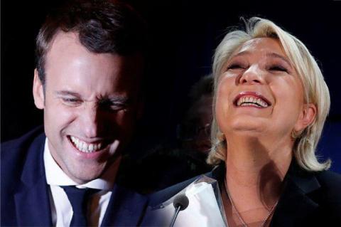 Почему Ле Пен никогда не ста…
