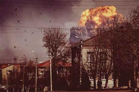 Денис Гаевский: Война войной…