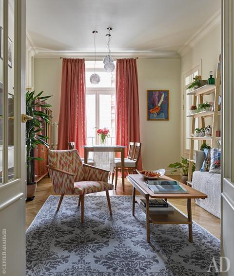 Квартира в Москве, 60 м²