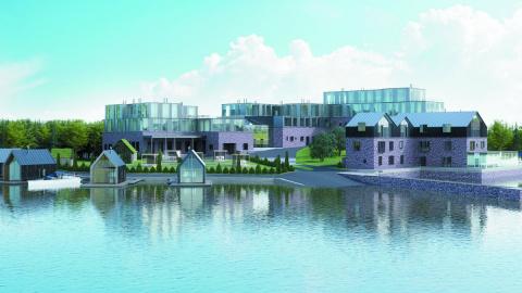 Азиатские акционеры вкладывают 30 млн евро в туристический комплекс на Ладожском озере