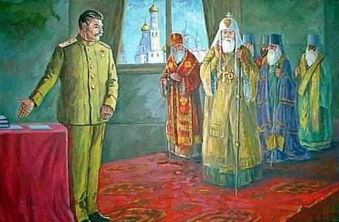 Сталин, Рузвельт и Русская п…