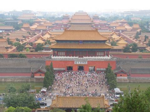 Китай: общие впечатления
