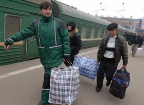 Три поезда в Россию. Заметки…