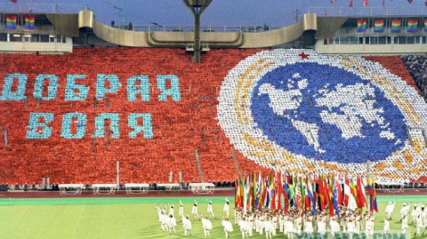 Альтернатива Олимпиаде: Росс…