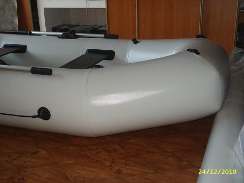 Самодельная лодка из ПВХ