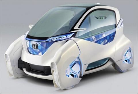 Автомобили будущего или уже настоящего?
