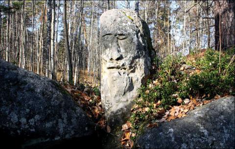 Загадка Усть-Тасеевского кам…
