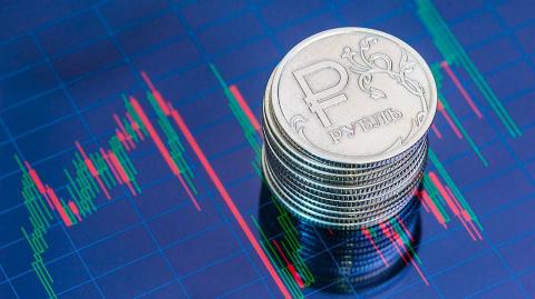 Рубль укрепился к доллару до…
