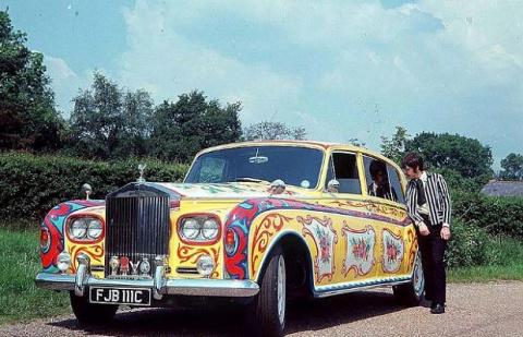 Автомобиль дня: Rolls-Royce Phantom V Джона Леннона