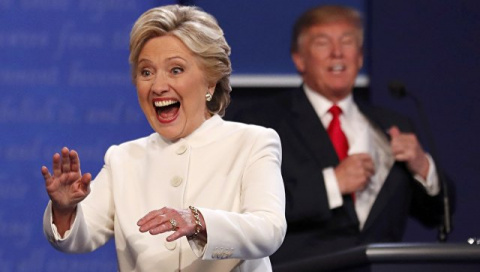 WikiLeaks: Клинтон и Трамп в…